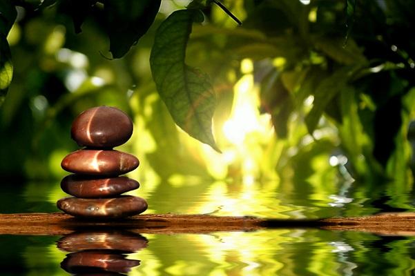 steen en water